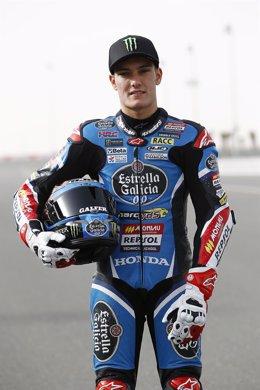 Jorge Navarro en el gran premio de Qatar