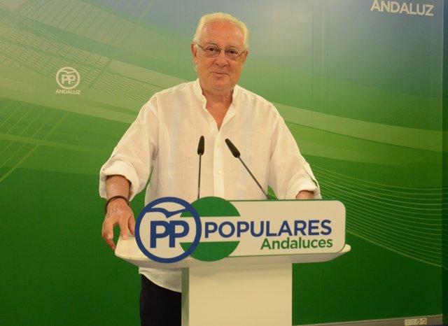 Nota, Foto Y Audio PP Andaluz. Jaime Raynaud
