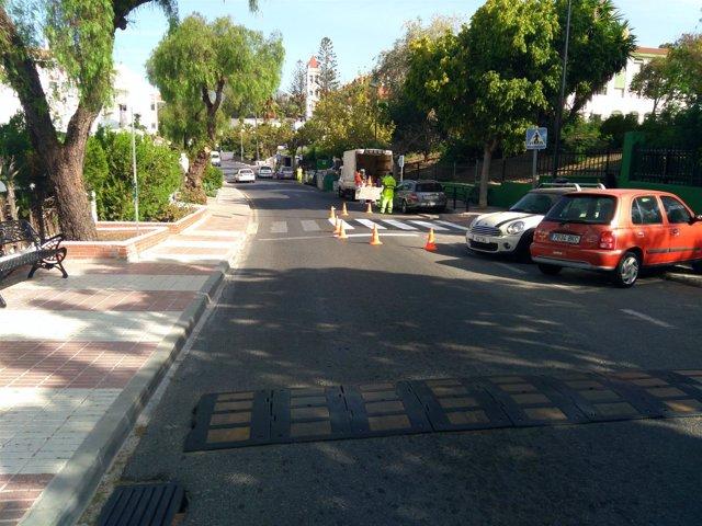 Seguridad vial colegios Marbella