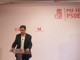 Oscar López (PSOE) insta a Rajoy a buscar apoyos entre fuerzas conservadoras