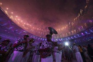 Ceremonia de clausura
