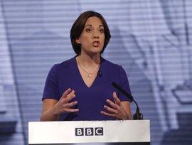 La líder del Partido Laborista en Escocia insta a los militantes a reemplazar a Corbyn