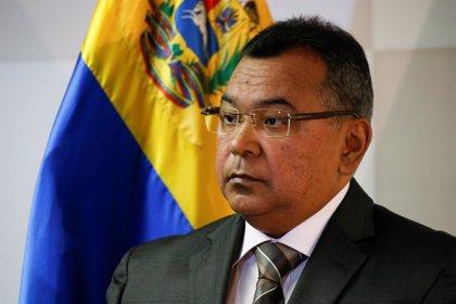 El ministro de Interior de Venezuela rechaza las acusaciones por narcotráfico