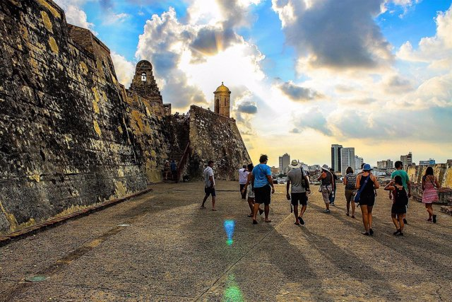 Castillo San Felipe de Barajas Colombia