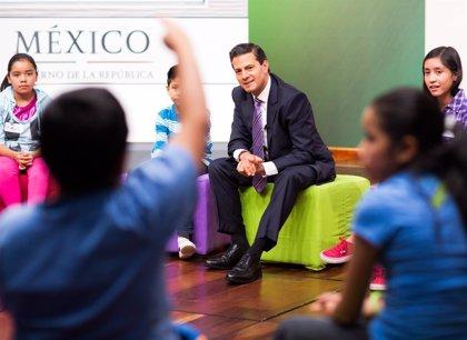 Peña Nieto rechaza negociar con la CNTE mientras no vuelvan a las aulas