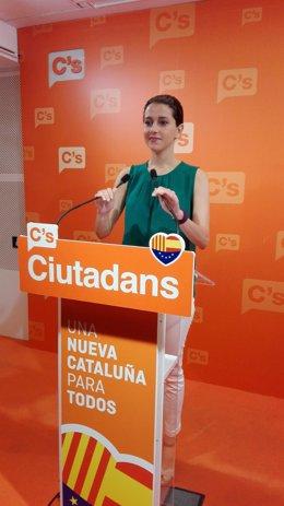 Inés Arrimadas, C's