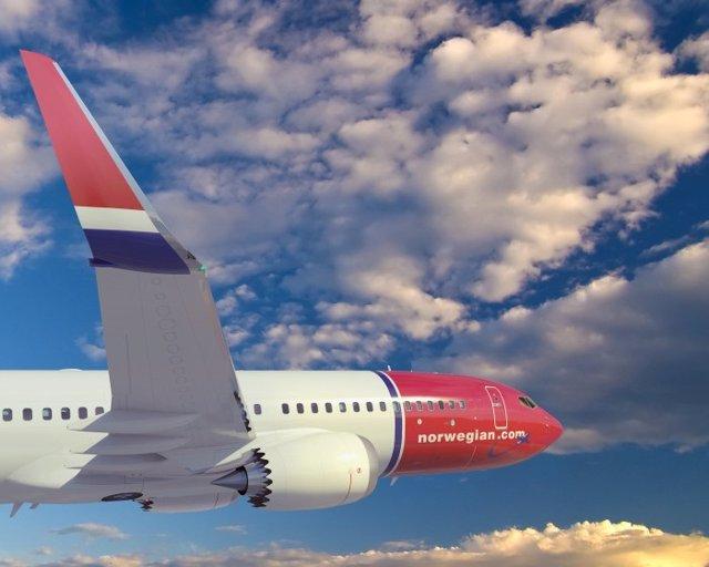 Aviones de Norwegian