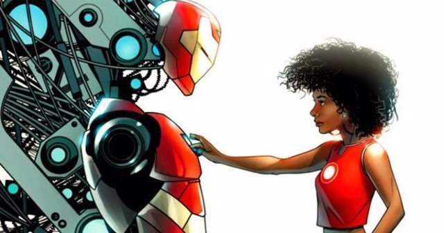 Rori Williams es Ironheart