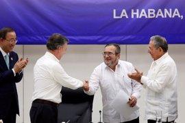 El Gobierno de Colombia y las FARC finalizan las negociaciones de paz