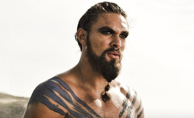 La audición de Jason Momoa para ser Khal Drogo en GOT