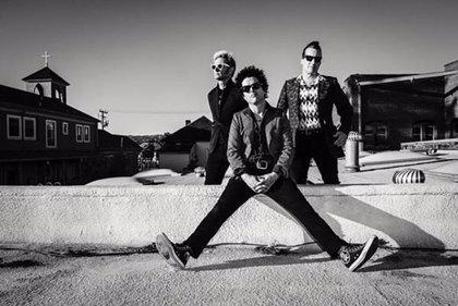 Green Day componen una nueva canción sobre los atentados terroristas de París