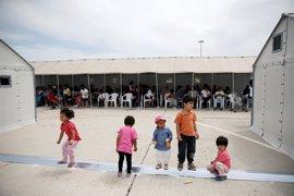 ACNUR insta a las autoridades europeas a ayudar a Grecia a gestionar flujo de refugiados