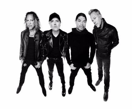 Escucha otro nuevo tema de Metallica en el tráiler de su primer disco en ocho años