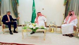 Kerry discutirá con Arabia Saudí propuestas para poner fin al conflicto en Yemen