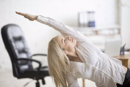 Moverse aunque sea unos minutos ayuda a mantener un buen nivel de azúcar en sangre