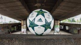 Adidas lanza el balón de la Liga de Campeones