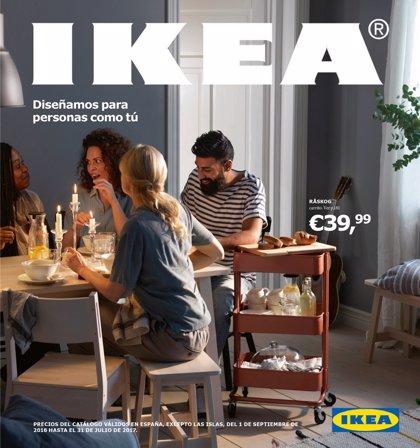 Ikea repartirá unos 10 millones de ejemplares de su catálogo 2017 en España