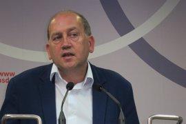 """Leiceaga (PSdeG) pide """"esfuerzo"""" a los críticos """"para comprender que el adversario"""" es PP"""