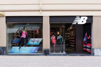 New Balance impulsa su expansión en la Península con aperturas en Bilbao y Oporto