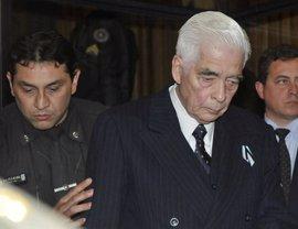 Condenado a cadena perpetua el ex jefe del Ejército argentino por delitos de lesa humanidad