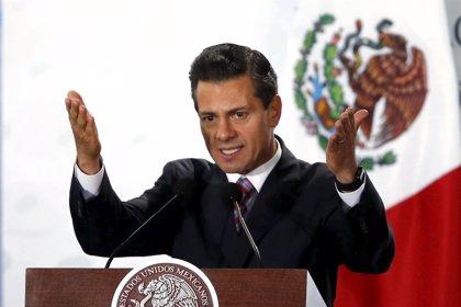 Peña Nieto niega que vaya a hacer cambios en el Gobierno de México a corto plazo