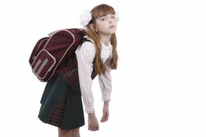 Vuelta al cole: que las mochilas no les fastidien el regreso a las aulas
