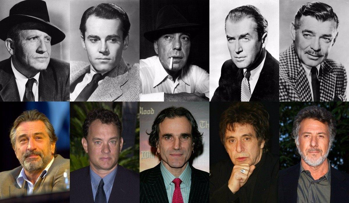 Actores Estadounidenses Hablando Español los 50 mejores actores de la historia