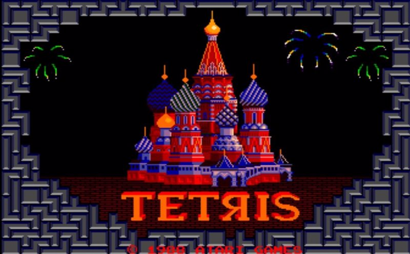 Tetris El Mejor Juego De La Historia Segun La Revista Time