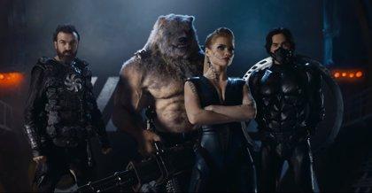 Tráiler de The Guardians: Los Vengadores rusos