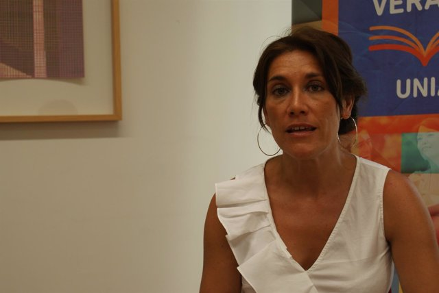 Sonia García-Fraile, de Fundación ONCE