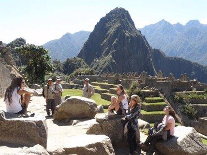 Perú eleva un 6,2% sus turistas internacionales en el primer semestre