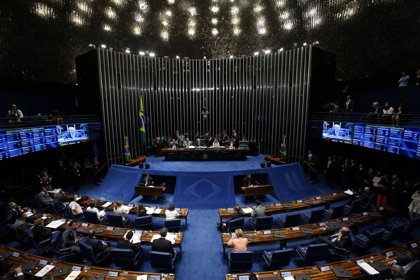 Tensión en el  primer día del 'impeachment' contra Dilma Rousseff