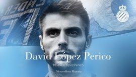 El Espanyol cierra el regreso hasta 2020 de David López