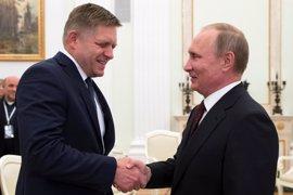 El primer ministro eslovaco pide a la UE el fin de las sanciones a Rusia