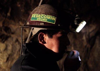La Fiscalía boliviana irrumpe en las oficinas de los cooperativistas mineros