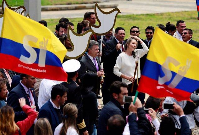 Colombia paz FARC