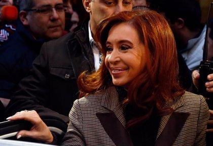 Argentina.- Cristina Fernández se someterá a un chequeo rutinario este sábado