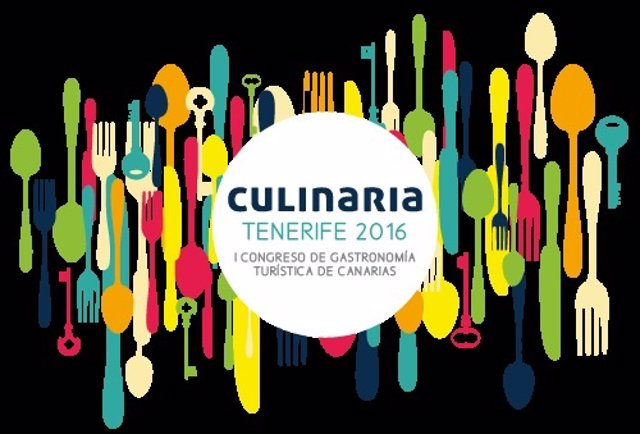 Logo de Culinaria Tenerife 2016