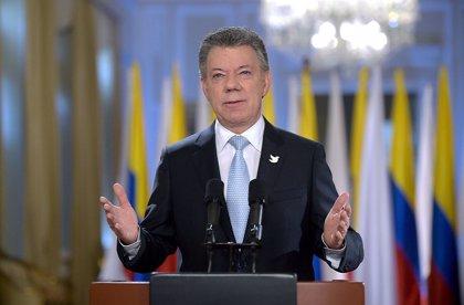 """Santos anima a los gobernadores a hacer """"pedagogía"""" de la paz de cara al plebiscito"""