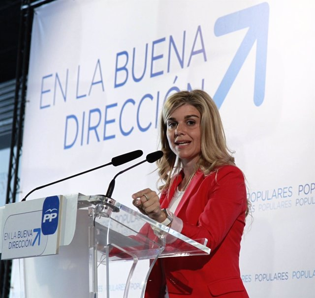 Eva Ortiz en una imagen reciente