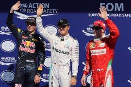Rosberg logra en Spa su sexta 'pole'
