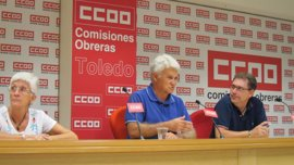 CCOO pide a Defensa que evite el despido de 39 empleados del Museo del Ejército
