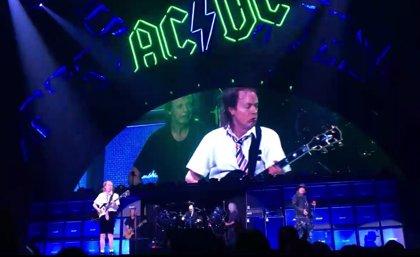 AC/DC interpretan en concierto Live Wire por primera vez desde 1982