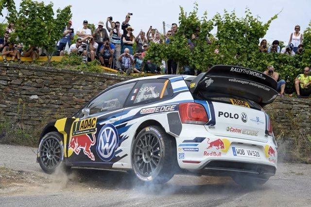 Volkswagen en el Campeonato del Mundo de Rallyes