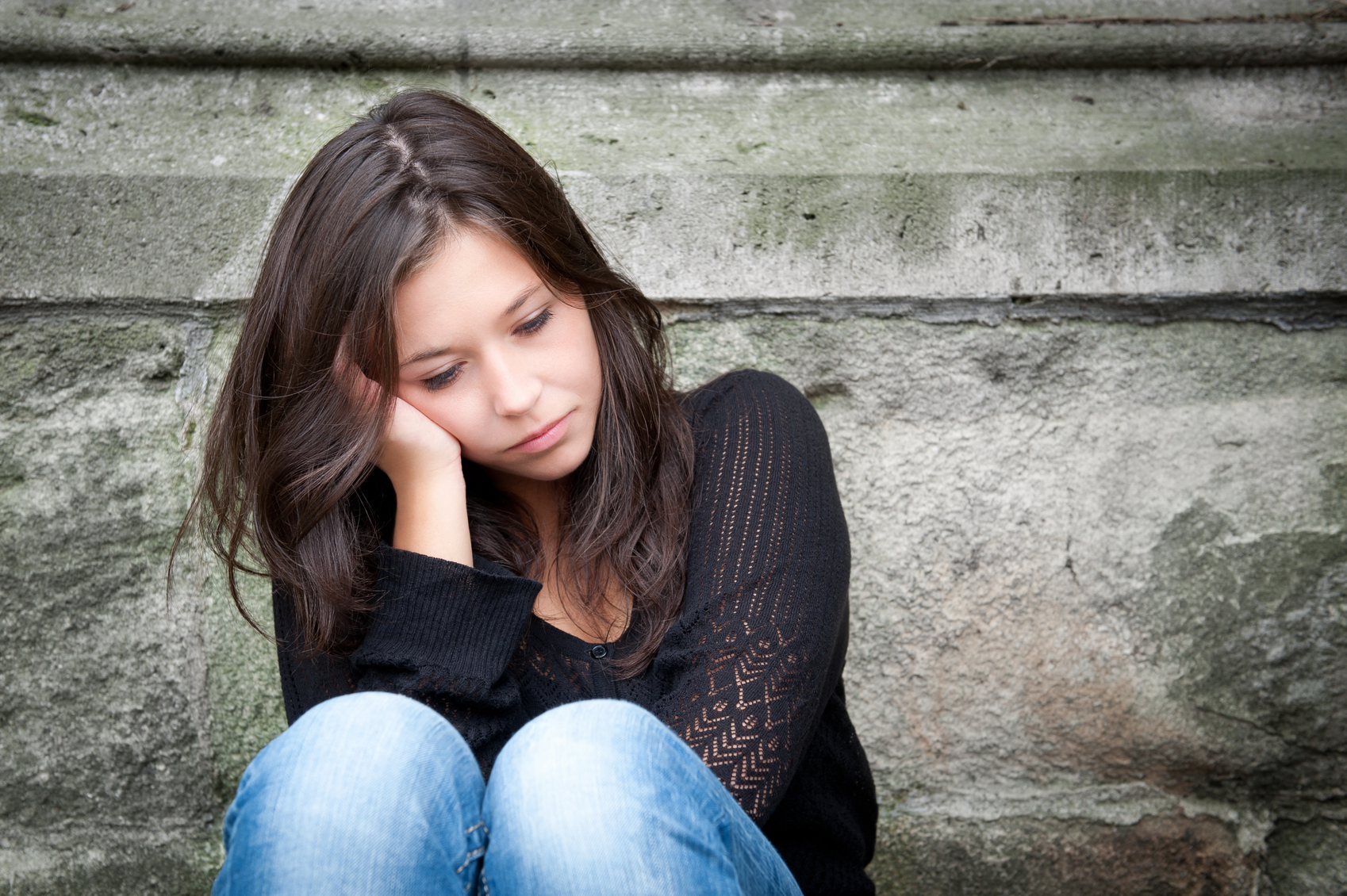 8 signos de aleta de la depresión adolescente