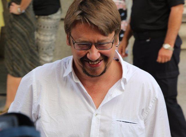 Xavier Domènech, de En Comú Podem