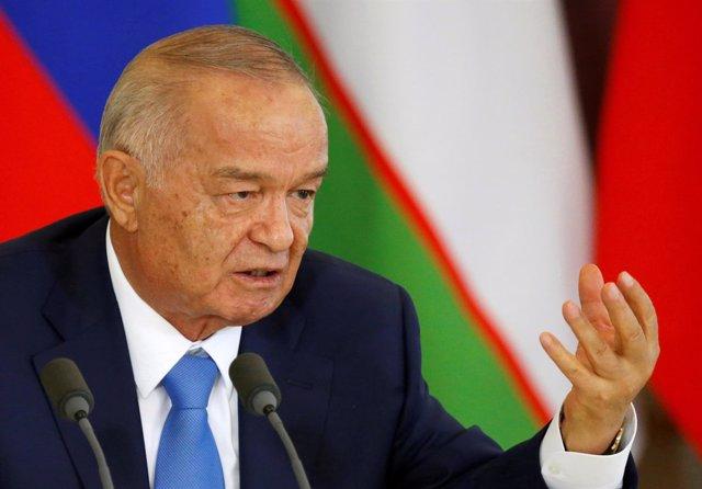 Presidente de Uzbekistán, Islam Karimov