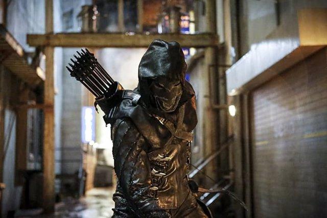 Prometheus, el nuevo villano de la 5ª temporada de Arrow