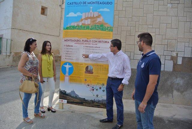 Creación de un nuevo sendero turístico en Monteagudo