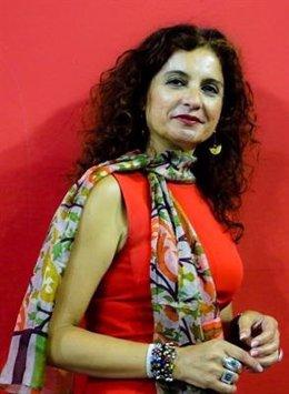 La consejera de Hacienda y Administracion Pública, María Jesús Montero